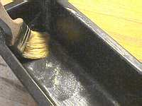 Cake marbré - Etape 2