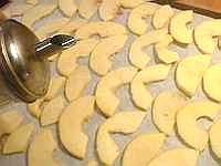 Chips de pommes - Etape 2