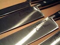 Couteaux de cuisine - Etape 7