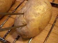 Pommes de terre au four - Etape 6