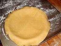 Foncer un cercle à pâtisserie - Etape 4