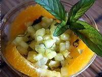 Tartare d'ananas