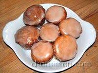 Cakes glacés citron/citron vert