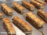 Allumettes aux anchois