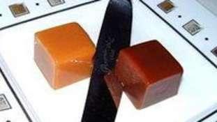 Caramels mous au miel et au beurre doux