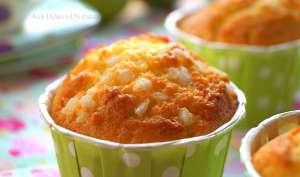 Muffins moelleux au citron / Gâteau au yaourt