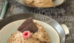 La mousse au chocolat primitif