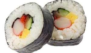 Gros sushi - Futo-maki-zushi