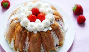 Recettes de charlotte for Maison de charlotte aux fraises