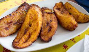 Bananes plantain frites, kelewele