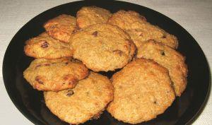 Cookies moelleux au quinoa et aux canneberges