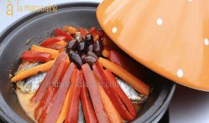 Tajine de sardines à la marocaine | Sousoukitchen
