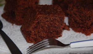 Gâteau économique avec un oeuf