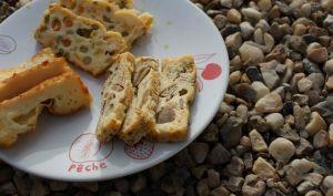 Cakes salés (petits pois carottes maïs, thon et fromage) au thermomix facile et rapide