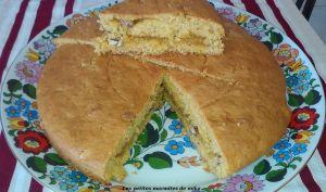 Carrot cake léger et nourrissant - Lespetitesmarmitesdemika