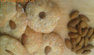 N'zuddi : biscuits aux amandes et au miel