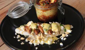 Filet de Cabillaud Mimosa