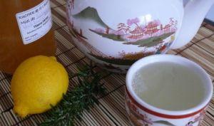 Infusion de Romarin au Citron et Miel