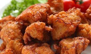Bouchées au poulet - Karaage