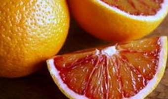 Gelée d'oranges sanguines - Etape 1