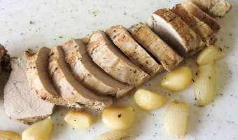 Filet mignon à la sarriette - Etape 7
