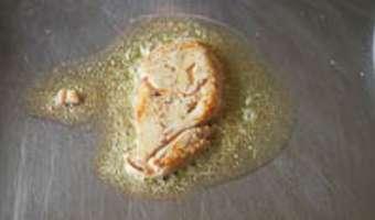 Foie gras à la plancha - Etape 6