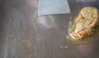 Foie gras à la plancha - Etape 7