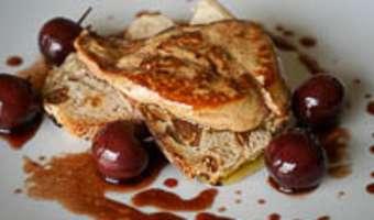 Escalopes de foie gras frais poêlées - Etape 11