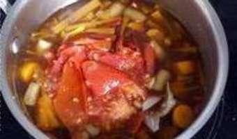Epépiner et concasser une tomate - Etape 11