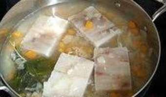Gratin de poisson au Noilly - Etape 2