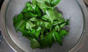 Filets de sole au jus de persil - Etape 5