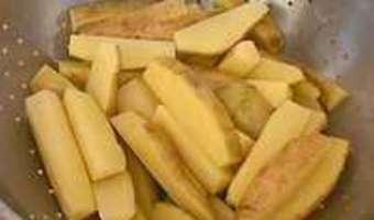 Pommes frites ou Pont-neuf - Etape 9