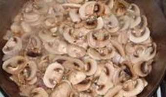 Rognons de veau au Madère - Etape 5