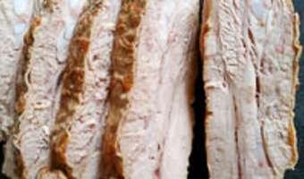Tendrons de veau laqués à la plancha - Etape 10