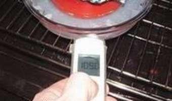 Chartreuse de poule faisane : la cuisson - Etape 2