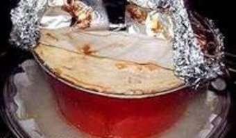Chartreuse de poule faisane : la cuisson - Etape 3