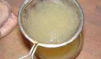 Coquelet au citron - Etape 3