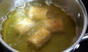 Pommes croquettes - Etape 10