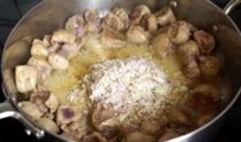 Rognons de veau au porto - Etape 5