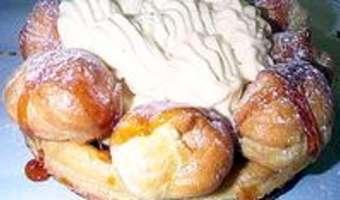 Crème chiboust - Etape 12