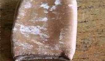 Feuilletage au chocolat : le tourage - Etape 10