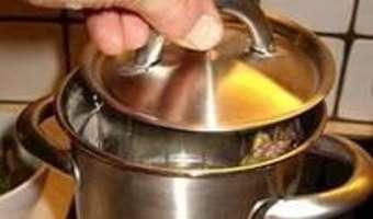 Crème d'asperges - Etape 5