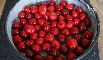 Clafoutis aux cerises - Etape 9