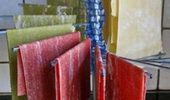 Pâtes fraîches colorées - Etape 9