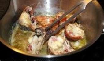 Médaillons de homard sautés au beurre moussant - Etape 11
