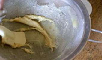 Purée d'ail confit - Etape 5