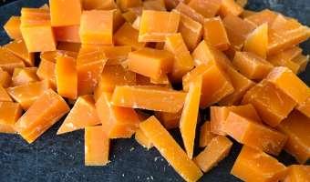 Quiche endives et mimolette - Etape 6