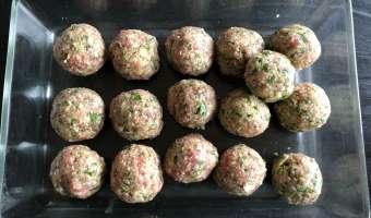 Boulettes de boeuf sauce Madère - Etape 6