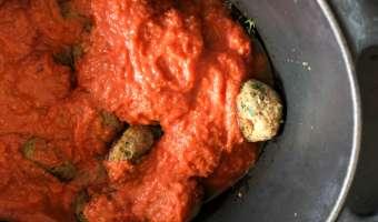 Boulettes de boeuf sauce Madère - Etape 9