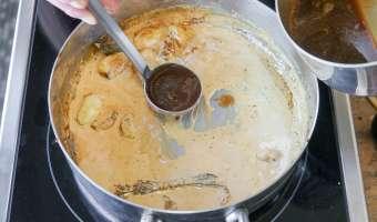 Côtes de veau à la gousse d'ail - Etape 10
